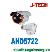 CAMERA THÂN AHD J-TECH AHD5722