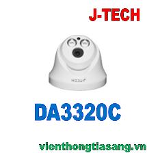 CAMERA IP DOME 3.0 MEGAPIXEL DANALE DA3320C