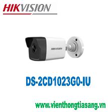 CAMERA IP HỒNG NGOẠI 2 MEGAPIXEL HIKVISION DS-2CD1023G0-IU