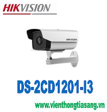 CAMERA IP THÂN HỒNG NGOẠI 1.0 MEGAPIXEL HIKVISION DS-2CD1201-I3