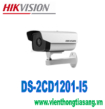 CAMERA IP THÂN HỒNG NGOẠI 1.0 MEGAPIXEL HIKVISION DS-2CD1201-I5