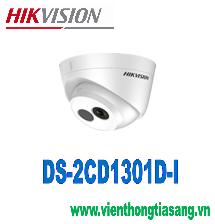 CAMERA IP DOME HỒNG NGOẠI 1.0 MEGAPIXEL HIKVISION DS-2CD1301D-I