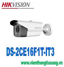 CAMERA HD-TVI THÂN HỒNG NGOẠI 3.0 MEGAPIXEL HIKVISION DS-2CE16F1T-IT3