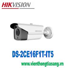 CAMERA HD-TVI THÂN HỒNG NGOẠI 3.0 MEGAPIXEL HIKVISION DS-2CE16F1T-IT5