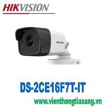 CAMERA HD-TVI THÂN HỒNG NGOẠI 3.0 MEGAPIXEL HIKVISION DS-2CE16F7T-IT