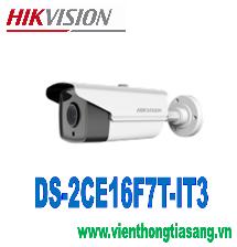 CAMERA HD-TVI THÂN HỒNG NGOẠI 3.0 MEGAPIXEL HIKVISION DS-2CE16F7T-IT3