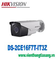 CAMERA HD-TVI THÂN HỒNG NGOẠI 3.0 MEGAPIXEL HIKVISION DS-2CE16F7T-IT3Z