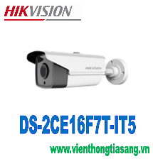CAMERA HD-TVI THÂN HỒNG NGOẠI 3.0 MEGAPIXEL HIKVISION DS-2CE16F7T-IT5