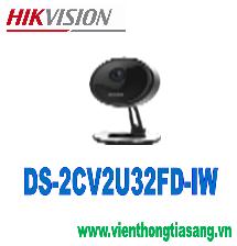 CAMERA IP WIFI TOÀN CẢNH 180 ĐỘ 3.0 MEGAPIXEL HIKVISION DS-2CV2U32FD-IW