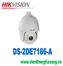 CAMERA IP SPEED DOME HỒNG NGOẠI 2.0 MEGAPIXEL HIKVISION DS-2DE7186-A