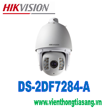 CAMERA IP SPEED DOME HỒNG NGOẠI 2.0 MEGAPIXEL HIKVISION DS-2DF7284-A
