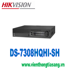 ĐẦU GHI HÌNH HD-TVI 8 KÊNH HIKVISION DS-7308HQHI-SH