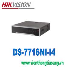 ĐẦU GHI HÌNH CAMERA IP 16 KÊNH HIKVISION DS-7716NI-I4