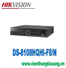 ĐẦU GHI HÌNH HD-TVI 8 KÊNH HIKVISION DS-8108HQHI-F8/N