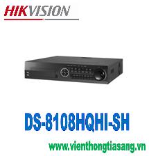 ĐẦU GHI HÌNH HD-TVI 8 KÊNH HIKVISION DS-8108HQHI-SH