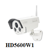 Camera J-Tech HD5600W1 (Wifi, 1MP/H.264+ )