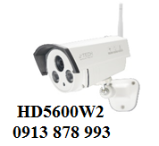 Camera J-Tech HD5600W2 (Wifi, 1.3MP/H.264+ )