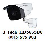 Camera J- Tech  HD5635B0 ( 2MP/H.265+, Tiết kiệm ~80% HDD )