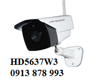 Camera J-Tech HD5637W3 (Wifi, 2.0MP/H.265+ )