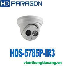 CAMERA PICADIS DOME HỒNG NGOẠI 1.3 MEGAPIXEL HDPARAGON HDS-5785P-IR3
