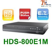 ĐẦU GHI HÌNH AHD 8 KÊNH PRAVIS HDS-800E1M