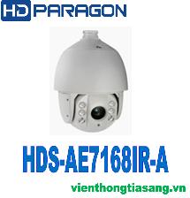 CAMERA SPEED DOME HỒNG NGOẠI HDPARAGON HDS-AE7168IR-A