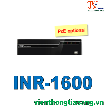 ĐẦU GHI HÌNH IP DÒNG NVR 16 KÊNH INR-1600