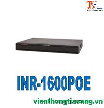 ĐẦU GHI HÌNH IP DÒNG INR POE 16 KÊNH INR-1600POE