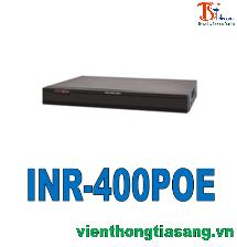 ĐẦU GHI HÌNH IP DÒNG INR POE 4 KÊNH INR-400POE