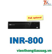 ĐẦU GHI HÌNH IP DÒNG NVR 8 KÊNH INR-800