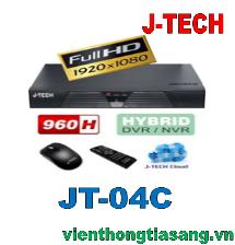 ĐẦU GHI HÌNH ANNALOG J-TECH JT-04C