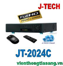 ĐẦU GHI HÌNH ANNALOG J-TECH JT-2024C