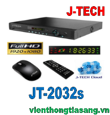 ĐẦU GHI HÌNH ANNALOG J-TECH JT-2032s