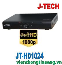 ĐẦU GHI HÌNH IP J-TECH JT-HD1024