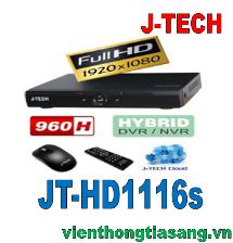 ĐẦU GHI HÌNH ANNALOG J-TECH JT-HD1116s