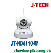 Camera IP J-TECH JT-HD4110-W