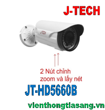Camera IP J-TECH JT-HD5660B