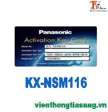 ACTIVATION KEY MỞ RỘNG 16 KÊNH TRUNG KẾ IP KX-NSM116
