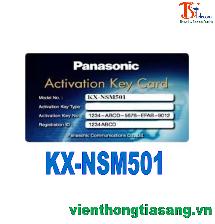 ACTIVATION KEY MỞ RỘNG 01 MÁY NHÁNH IP KX-NSM501