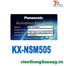 ACTIVATION KEY MỞ RỘNG 05 MÁY NHÁNH IP KX-NSM505