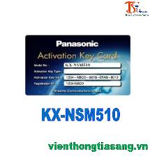 ACTIVATION KEY MỞ RỘNG 10 MÁY NHÁNH IP KX-NSM510