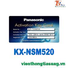 ACTIVATION KEY MỞ RỘNG 20 MÁY NHÁNH IP KX-NSM520