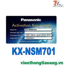 ACTIVATION KEY MỞ RỘNG 01 MÁY NHÁNH IP KX-NSM701