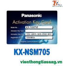 ACTIVATION KEY MỞ RỘNG 05 MÁY NHÁNH IP KX-NSM705