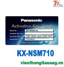 ACTIVATION KEY MỞ RỘNG 10 MÁY NHÁNH IP KX-NSM710