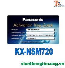 ACTIVATION KEY MỞ RỘNG 20 MÁY NHÁNH IP KX-NSM720