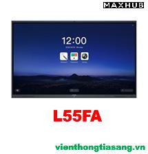 MÀN HÌNH TƯƠNG TÁC MAXHUB 55 INCH L55FA