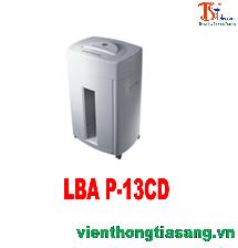 MÁY HỦY GIẤY ZIBA LBA P-13CD