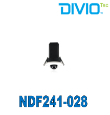 CAMERA IP DIVIOTEC NDF241-028