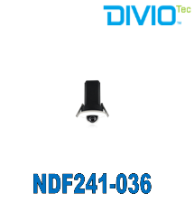 CAMERA IP DIVIOTEC NDF241-036